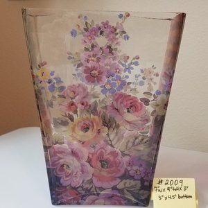 #2009 NIB Fringe Studio RARE Collect Rhapsody Vase